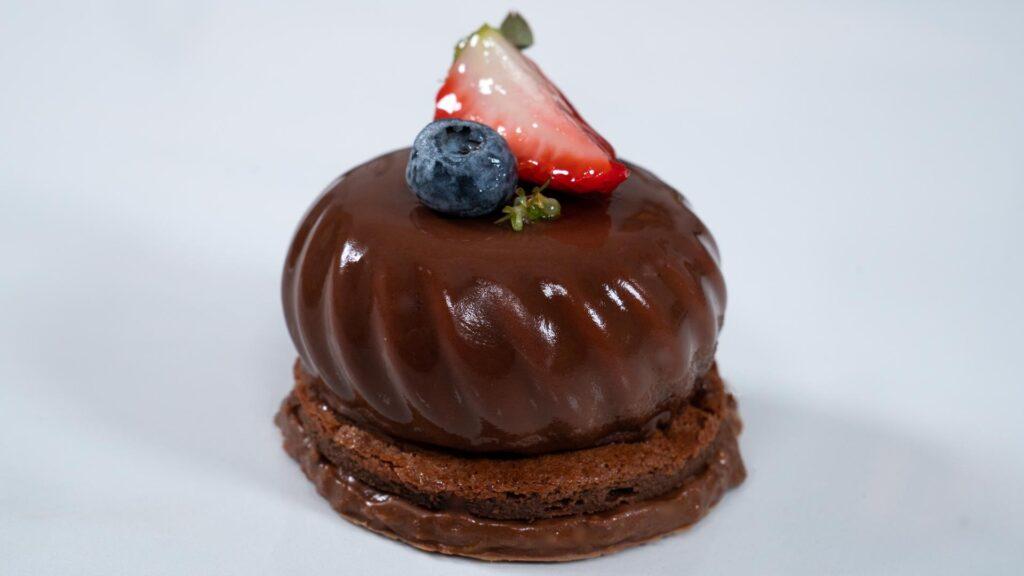 Tentación de Chocolate con terminación frutal