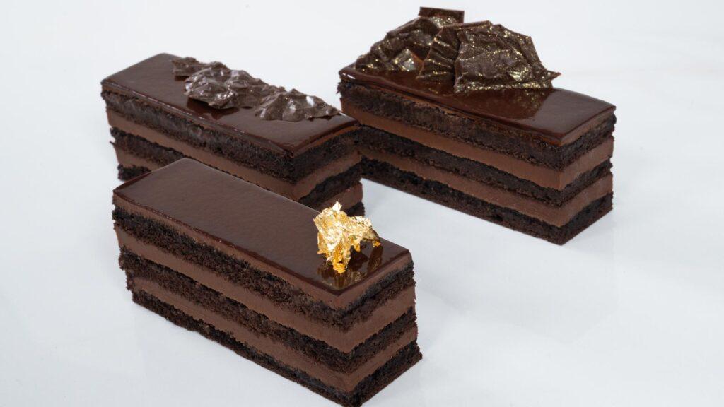 Devil´s Food Cake - Variedad de presentaciones