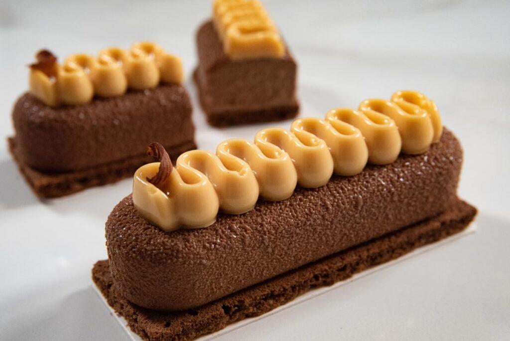 Crémeux de Chocolate - Corte