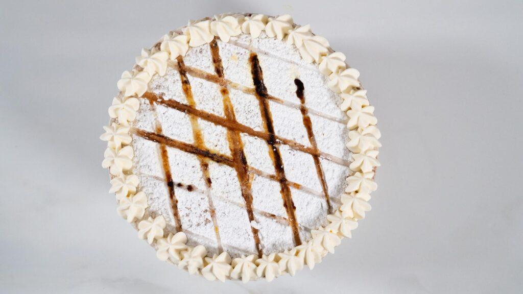 Torta Balcarce - Vista Cenital