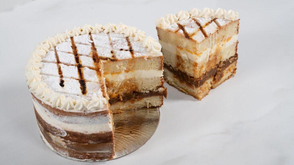 Torta Balcarce - Vista Corte